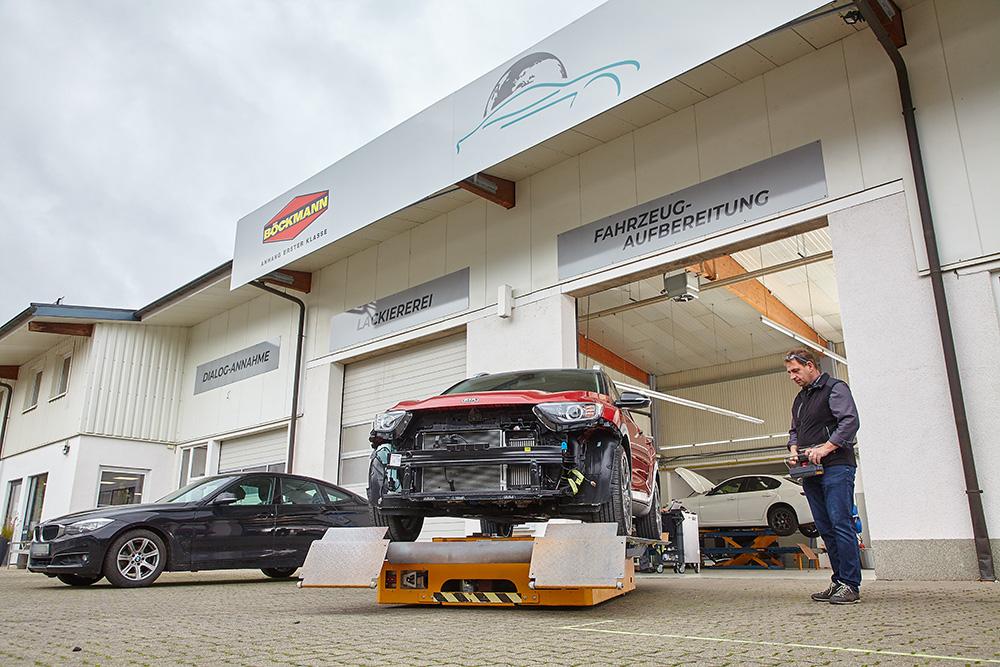 Die Werkstatt Mertens – Garage